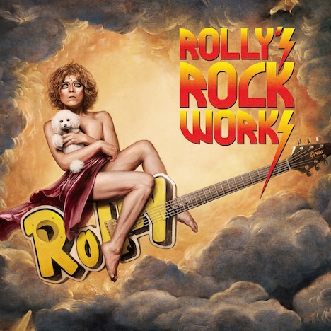 ROLLY「ROLLY'S ROCK WORKS」ジャケット