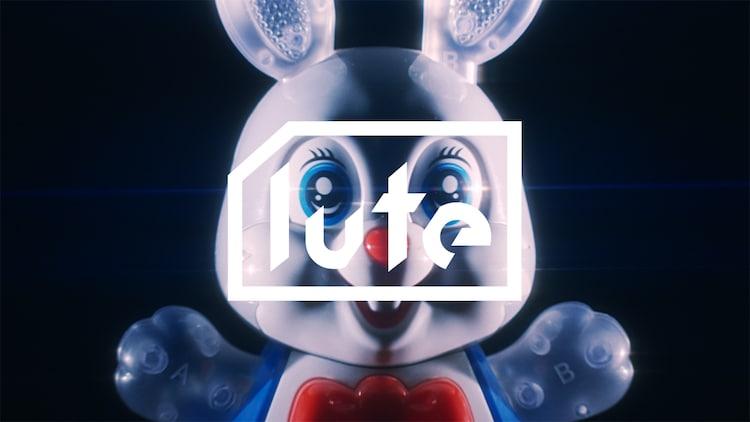 長谷川白紙「毒」ミュージックビデオのサムネイル。