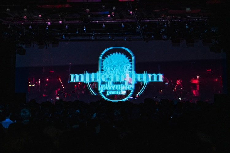 """「""""millennium parade"""" Launch Party !!!」の様子。(Photo by Ito Kosuke)"""