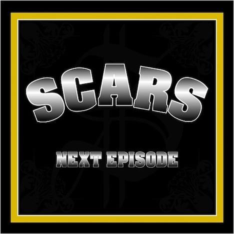 SCARS「NEXT EPISODE」ジャケット