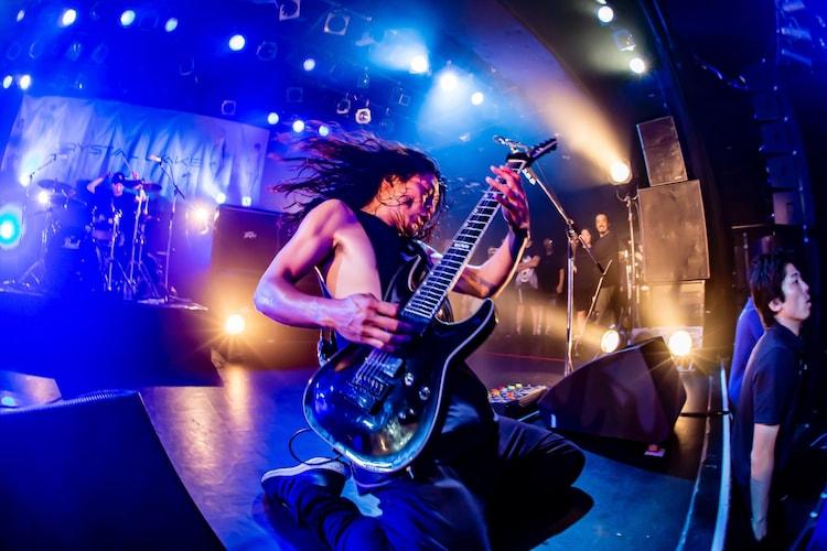 Yudai(G)(Photo by TAKASHI KONUMA)