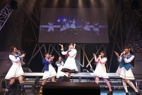 「イロドリミドリ LIVE'19 第3話 ~ON YOUR MARK~」の様子。(撮影:中村ユタカ)
