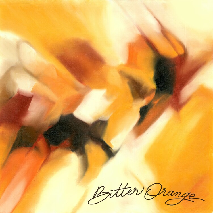 Kick a Show「Bitter Orange」ジャケット