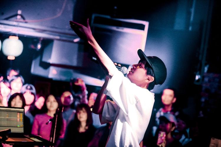 SASUKE(Photo by Satoshi Imaura)