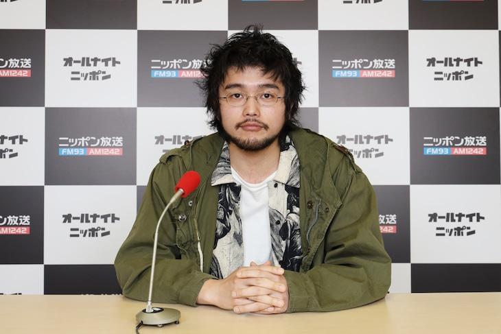 井口理(King Gnu)