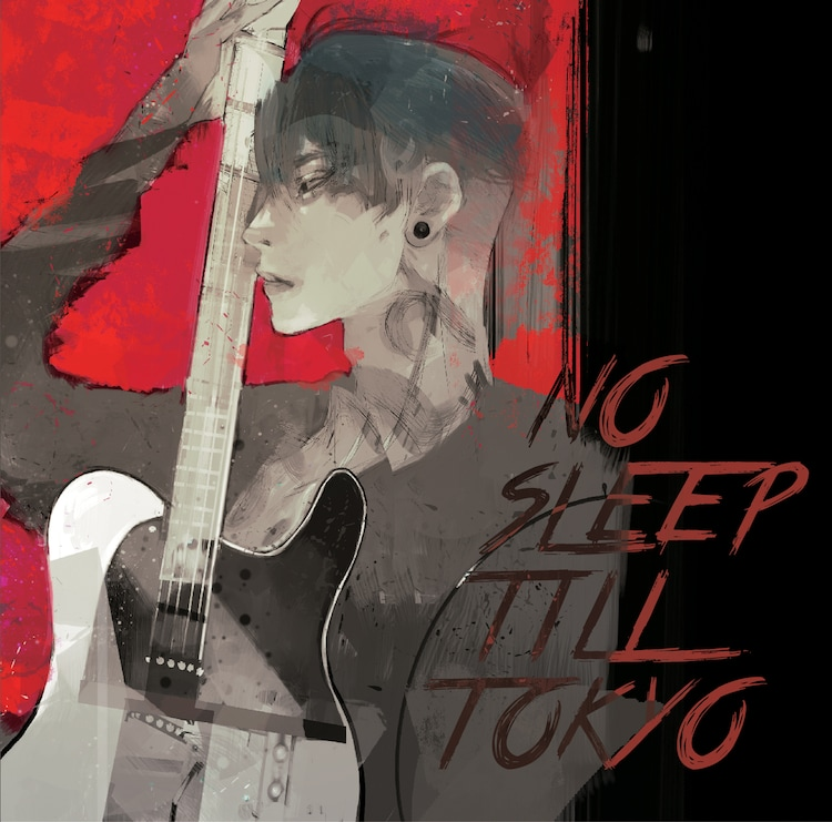 MIYAVI「NO SLEEP TILL TOKYO」初回限定盤ジャケット