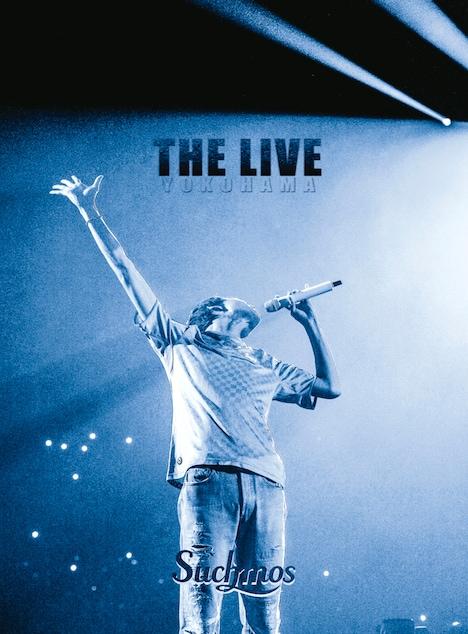 Suchmos「Suchmos THE LIVE YOKOHAMA -2018.11.25 YOKOHAMA ARENA-」ジャケット
