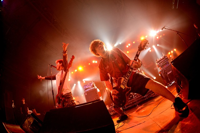 HOTSQUALL(Photo by Yasumasa Handa[showcase])
