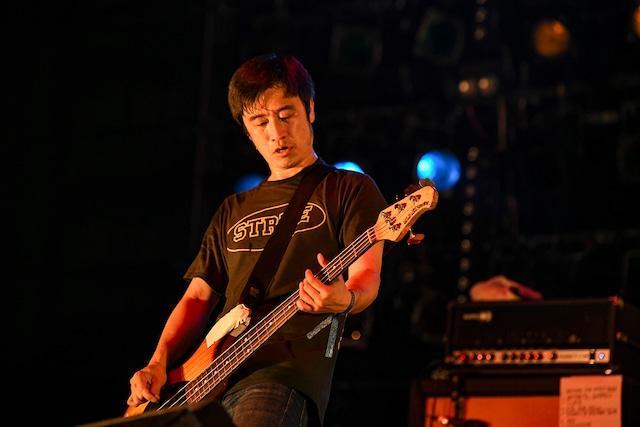 Yoshinori Yamaguchi(B / ENDZWECK)(Photo by Teppei Kishida)
