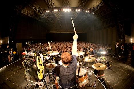 OVER ARM THROW(Photo by Yasumasa Handa[showcase])