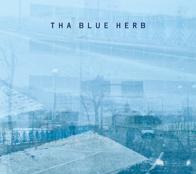THA BLUE HERB「THA BLUE HERB」通常盤ジャケット