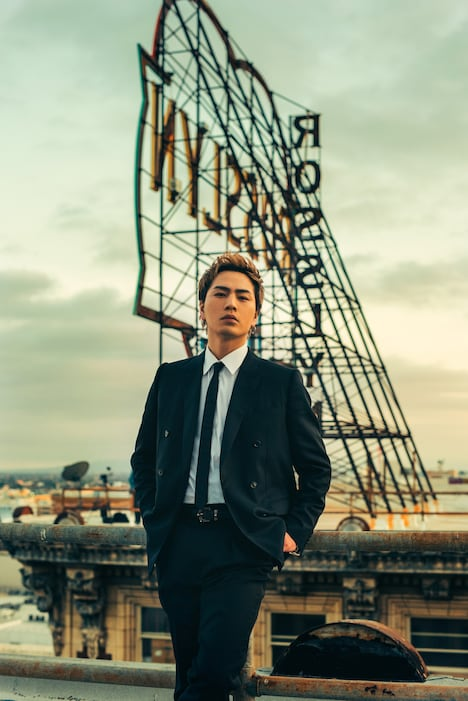 HIROOMI TOSAKA(登坂広臣 / 三代目 J SOUL BROTHERS from EXILE TRIBE)