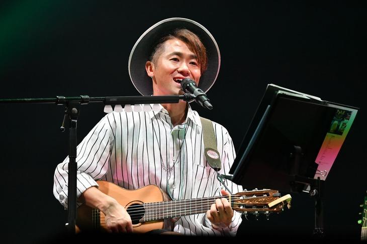 ナオト・インティライミ(撮影:樋渡新一、日隈天明)