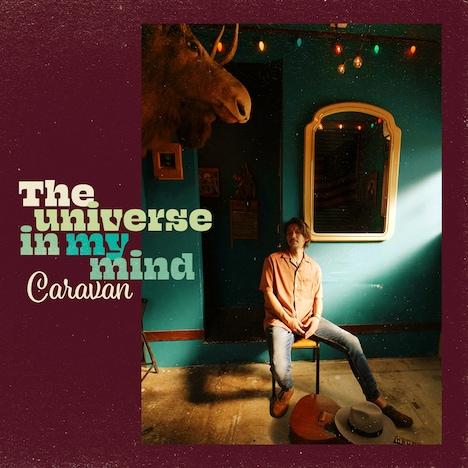 Caravan「The Universe in my Mind」ジャケット