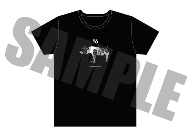AA=「#6 - EXPERIMENTAL PACK」特典Tシャツ