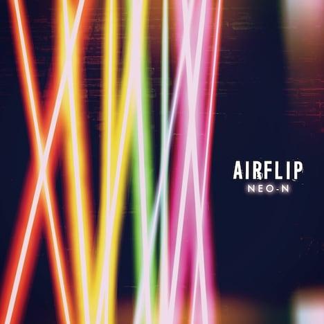 AIRFLIP「NEO-N」ジャケット