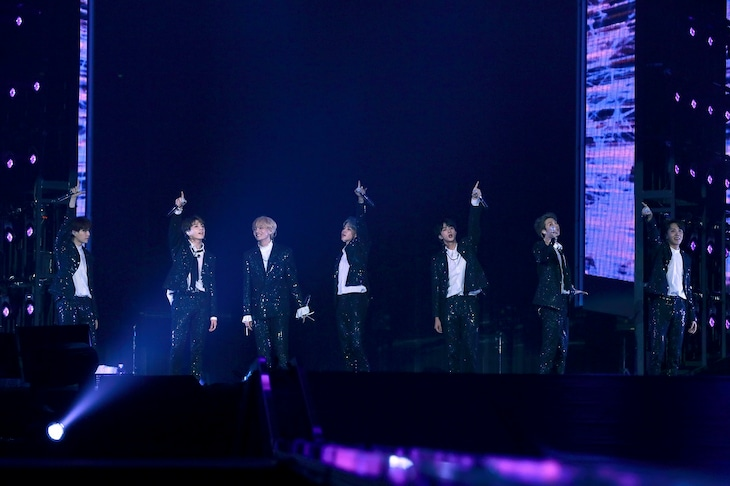 BTS(写真提供:Big Hit Entertainment)