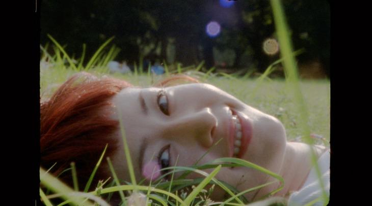 木村カエラ「Continue」ミュージックビデオのワンシーン。