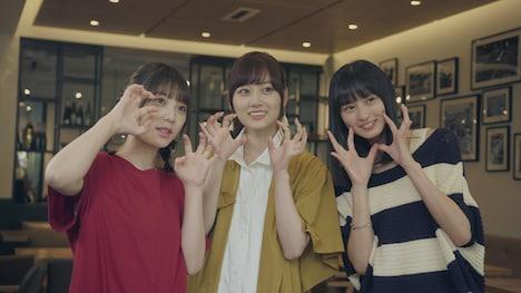 「ポケモンGO」のキャンペーン「#好きなようにGOしよう」テレビCMのオフショット。