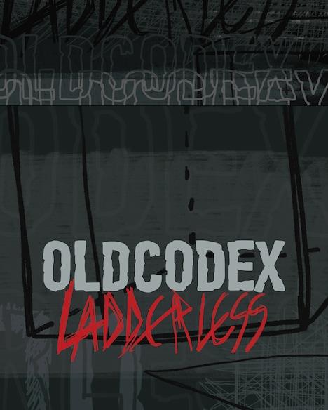 OLDCODEX「LADDERLESS」初回限定盤ジャケット