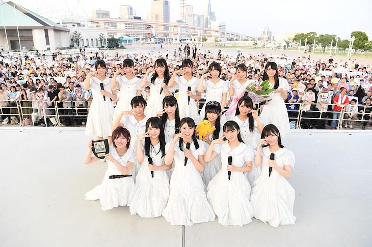 STU48「せとうちめぐり」最終日の様子。(c)STU