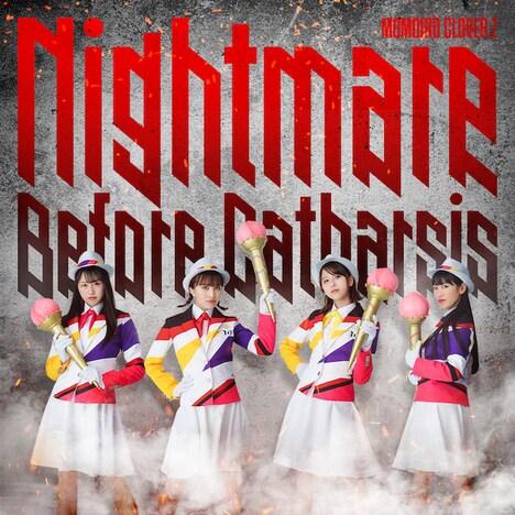 ももいろクローバーZ「Nightmare Before Catharsis」配信ジャケット