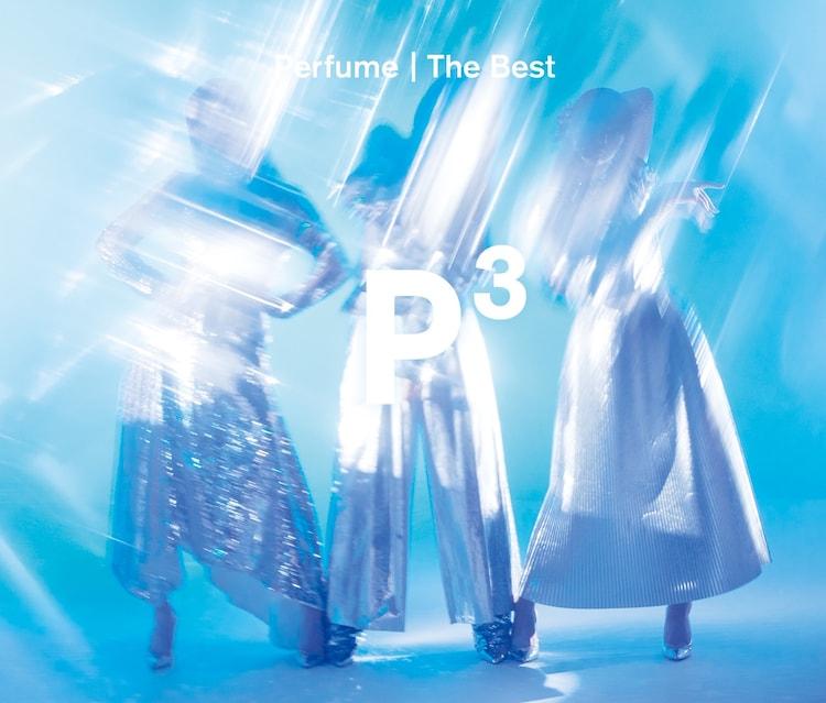 "Perfume「Perfume The Best ""P Cubed""」通常盤ジャケット"