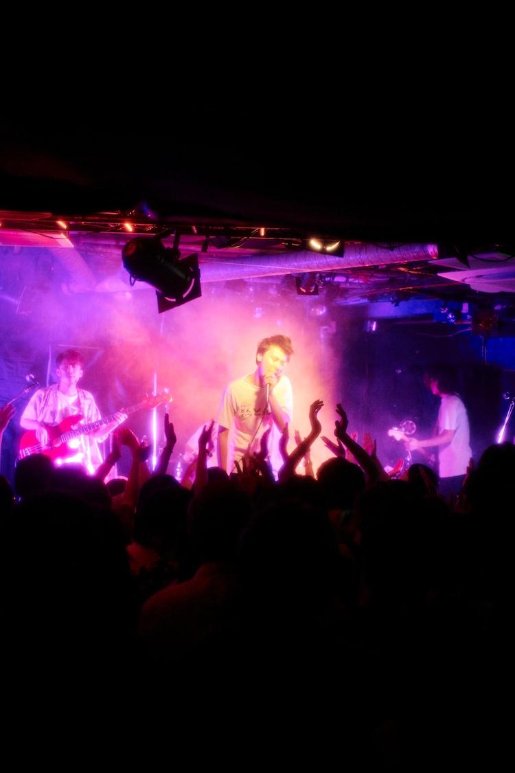 "OLD JOE「-GARAGE 25th Anniversary- OLD JOE one man live ""one more night stand""」の様子。(Photo by  Kae Homma)"