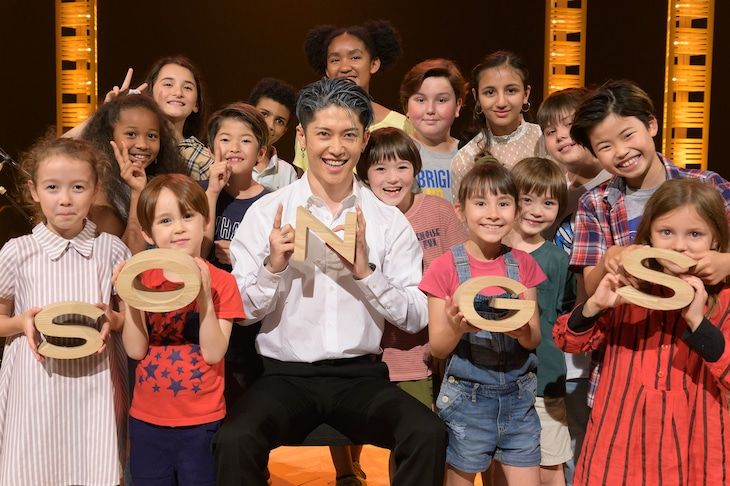 NHK総合「SONGS」より。(写真提供:NHK)
