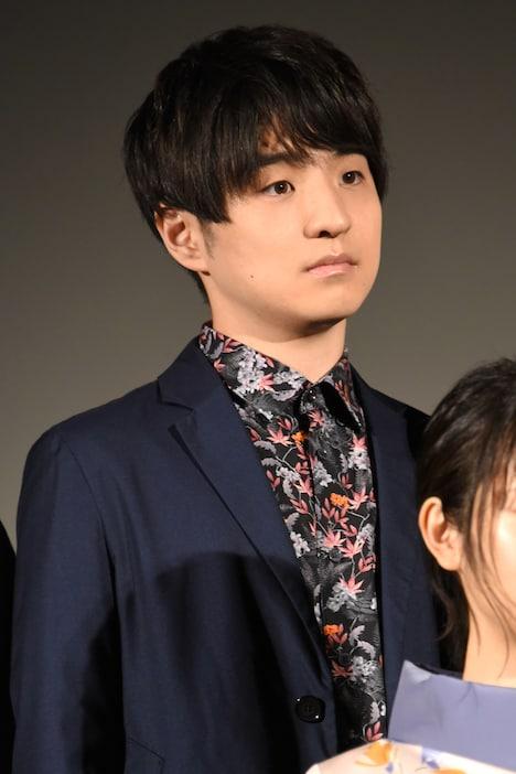 藤原聡(Official髭男dism / Vo, Piano)