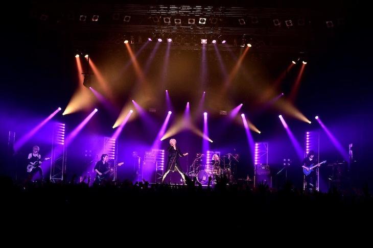 「luz 4th TOUR -FANATIC-」最終公演の様子。(撮影:小松陽祐[ODD JOB])