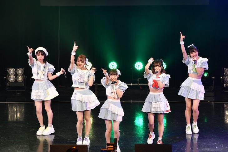 「TOKYO IDOL FESTIVAL2019」出演時のメイビーME。