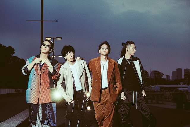 THE ORAL CIGARETTES(提供:中野敬久)