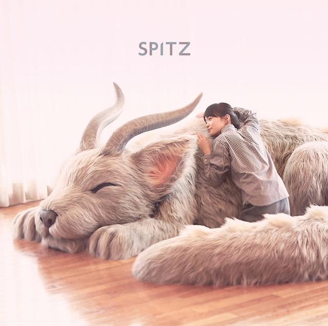 SPITZ「醒めない」ジャケット(提供:中野敬久)