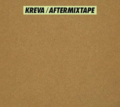 KREVA「AFTERMIXTAPE」初回限定盤ジャケット