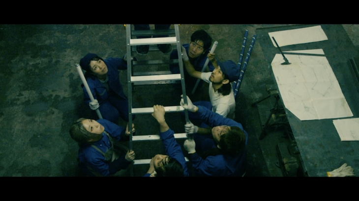 yonige「往生際」ミュージックビデオより。