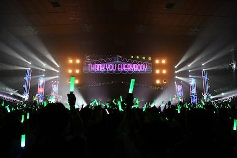 「初音ミク『マジカルミライ 2019』」の様子。(写真提供:TOKYO MX)