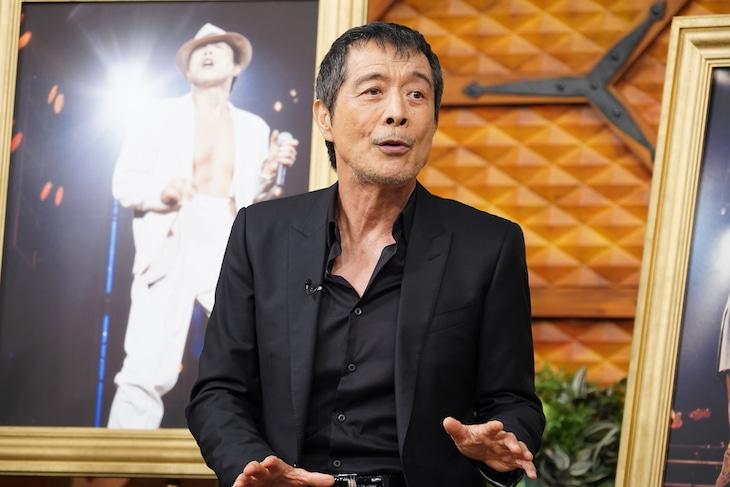 矢沢永吉(c)日本テレビ