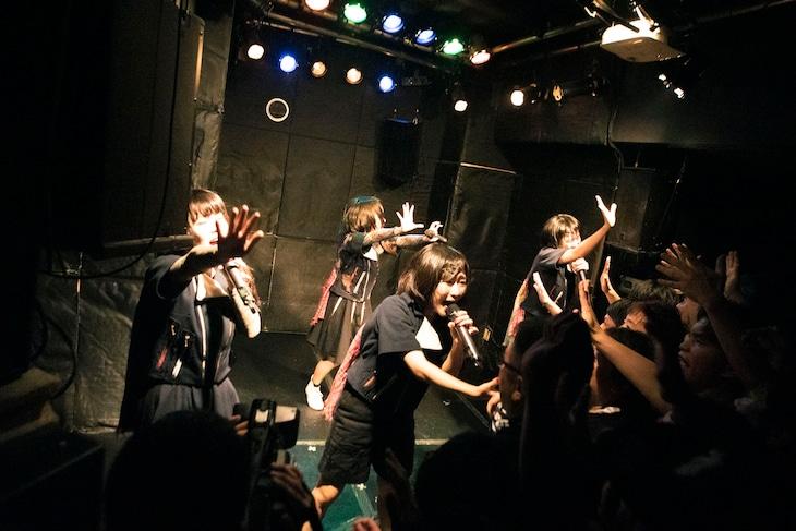 BiS(Photo by sotobayashi kenta)