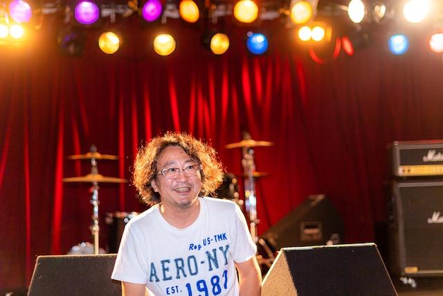 桜坂セントラルで勤める鈴木博之氏。