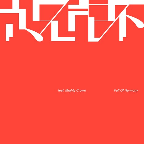 Full Of Harmony「祝杯 feat. Mighty Crown」配信ジャケット