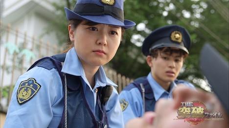 水卜麻美アナウンサーとタクヤ(超特急)。(c)日本テレビ