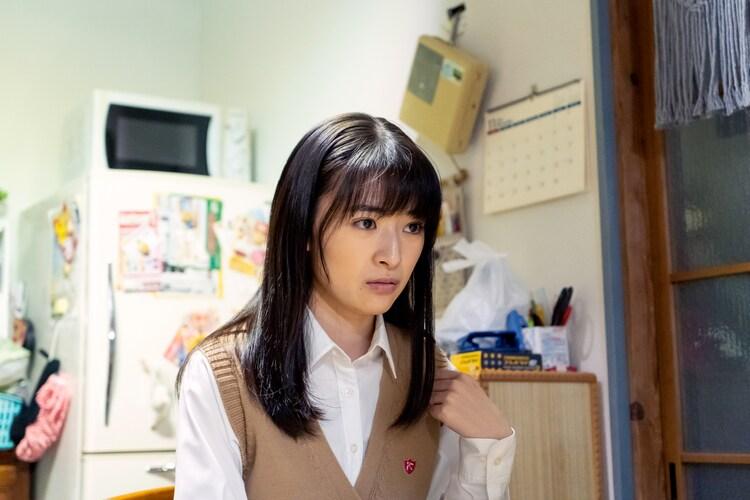 映画「WALKING MAN」より優希美青。(c)2019 映画「WALKING MAN」製作委員会