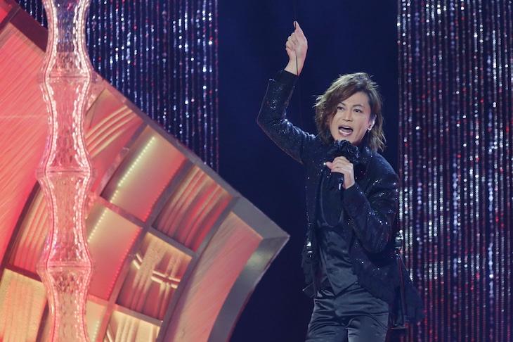 テレビ東京「夏祭りにっぽんの歌2019」より氷川きよし。