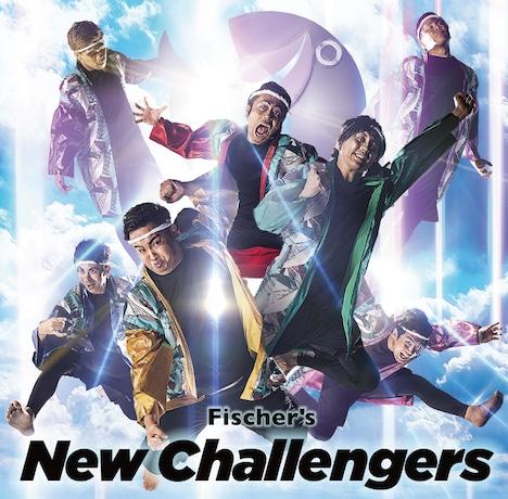 Fischer's「New Challengers」ジャケット