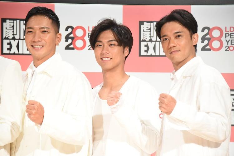 左からSWAY、小野塚勇人、小澤雄太。