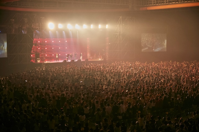 「WORLD HAPPINESS 2019 with HACHINOHE」の様子。