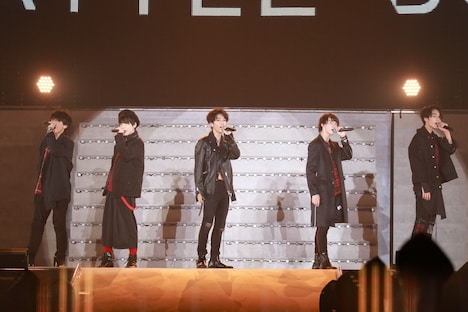 BATTLE BOYS 4th STAGE全国選抜