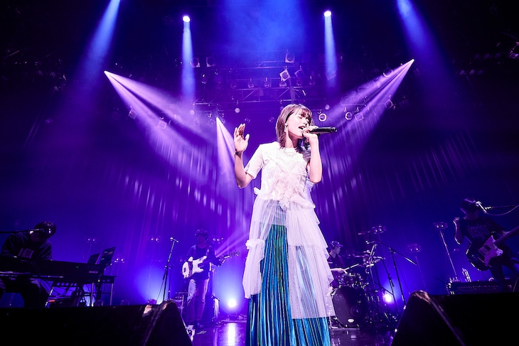 「2nd Anniversary Live『HOME』」の様子。(撮影:立脇卓)