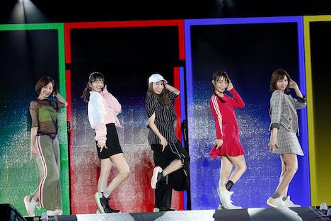 乃木坂46「乃木坂46 真夏の全国ツアー2019」最終公演の様子。(写真提供:ソニー・ミュージックレーベルズ)